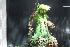 Leafy-kerstelf